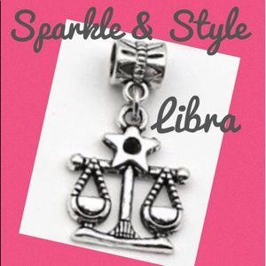 ✨ Libra zodiac bracelet charm ✨